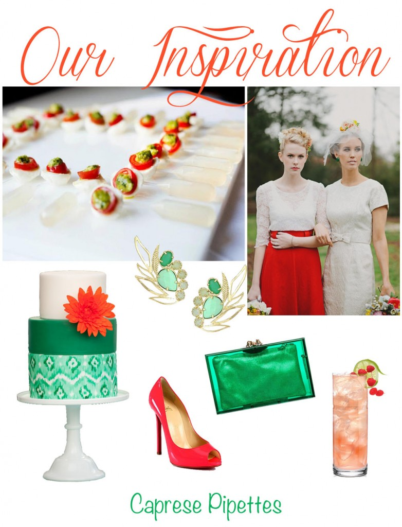 Food & Fashion Friday – Wedding Edition #3