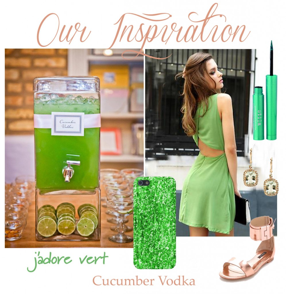Food & Fashion Friday – Green w/ Envy