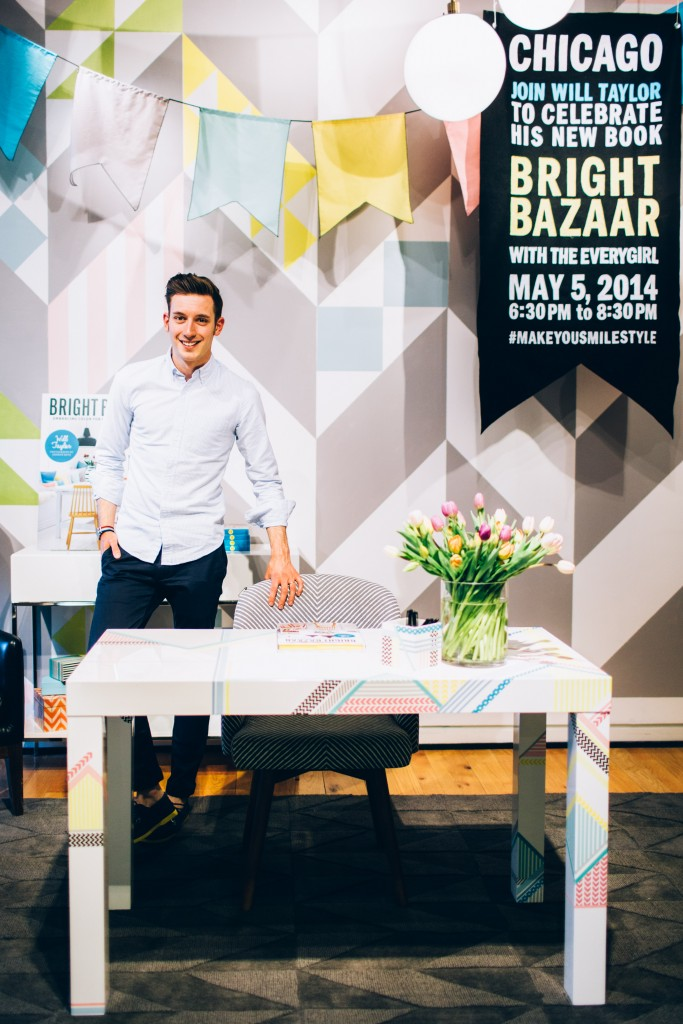 Cinco De Mayo at West Elm for the Bright Bazaar Book Party